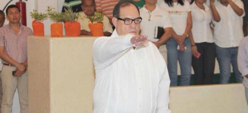 El general Marcos Esteban Juárez, director de penitenciarías en BC, señalado en desaparición de los 43 normalistas