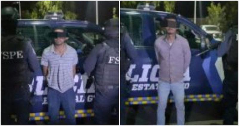 Autoridades de Guanajuato detienen a 35 integrantes del CJNG y Santa Rosa de Lima; 29 en la misma fiesta