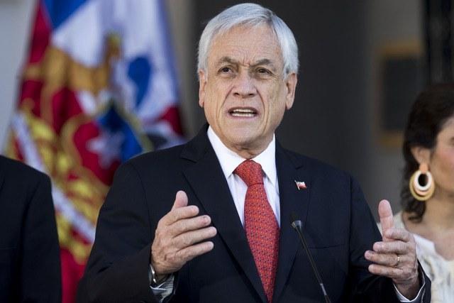 Chile: Cae al 6% aprobación del presidente Sebastián Piñera