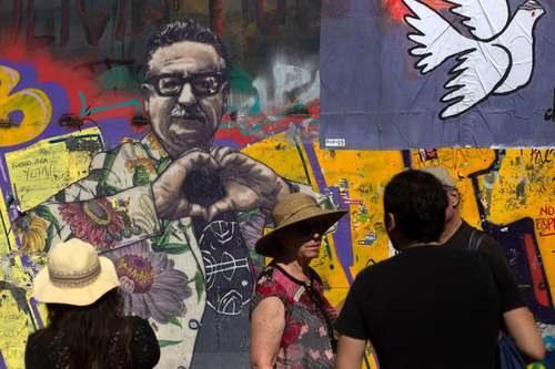 'Chile despertó', 'tour' que busca explicar protestas con arte urbano