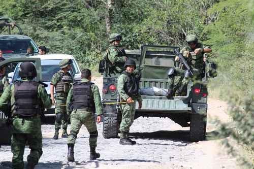 Refuerzan fuerzas federales en Guanajuato, reporta AMLO. No va a dejar sola a esa entidad en la que se registra el más alto número de homicios del país, dijo