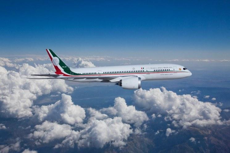 Antes del 15 de febrero, la decisión final sobre el avión: AMLO