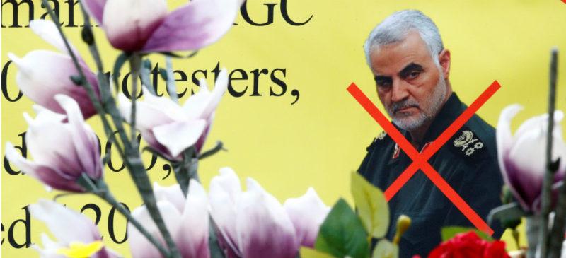 Irán demandará a Trump ante justicia internacional por asesinato de Soleimani