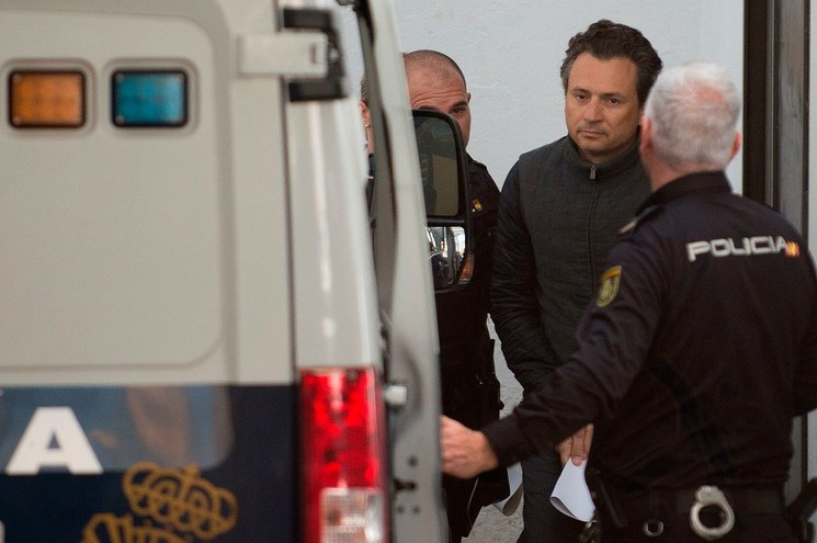 Lozoya se queda preso, ordena Juez español. Teme que se fugue: la pena podría alcanzar 15 años