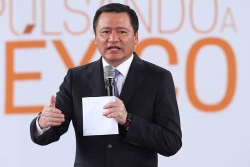 Osorio Chong se deslinda de Lozoya y afirma que no todos los priistas son corruptos