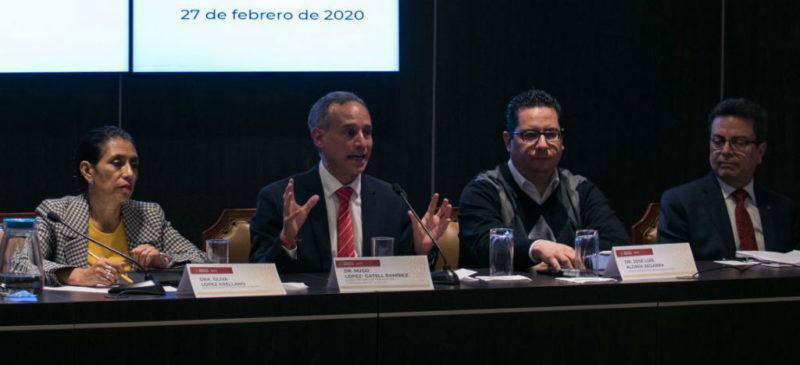 Hasta el 78 millones de mexicanos se infectarían, si el coronavirus llega a México, informa el subsecretario de Prevención y Promoción de la Salud, Hugo López-Gatell