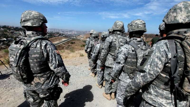 Cae el coyote que reclutó a marines estadounidenses para traficar personas por la frontera de México