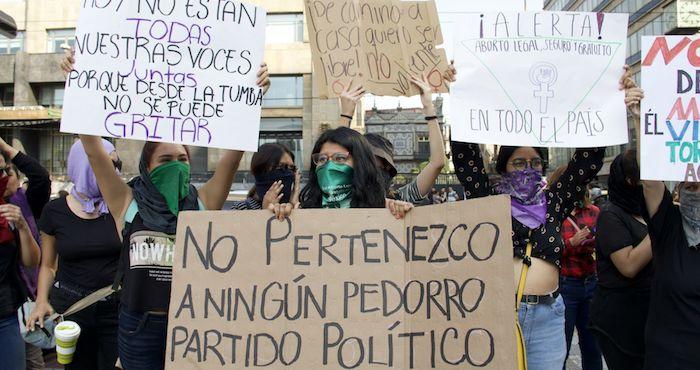 9 de marzo no es a favor o en contra de AMLO