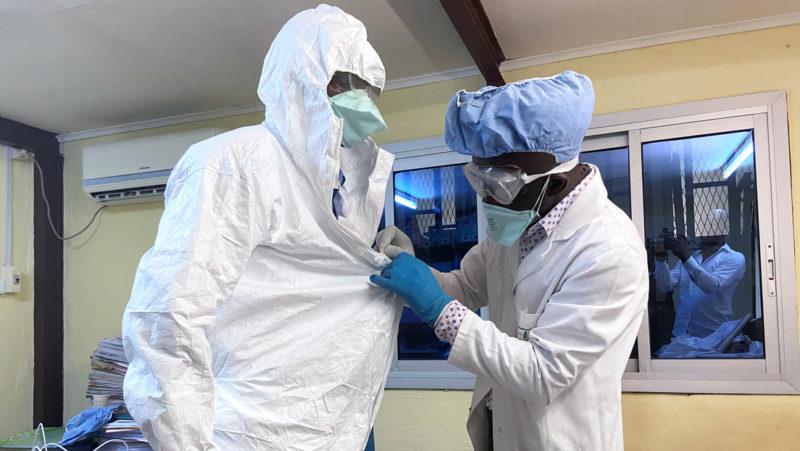 Video: EU confirma 34 casos de coronavirus y se prepara para una posible pandemia