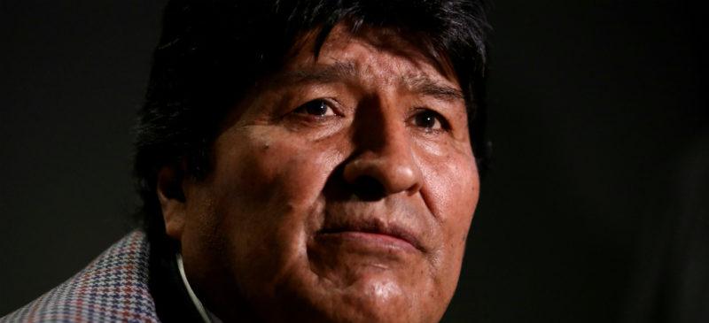 Video: Candidatura de Evo Morales a senador fue inhabilitada por Tribunal Electoral