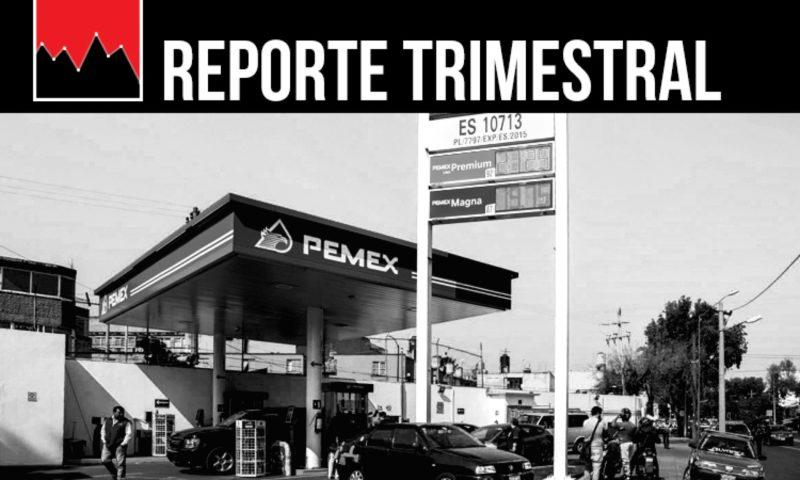 Pemex duplica sus pérdidas en 2019 y llegan a los 346 mil millones de pesos