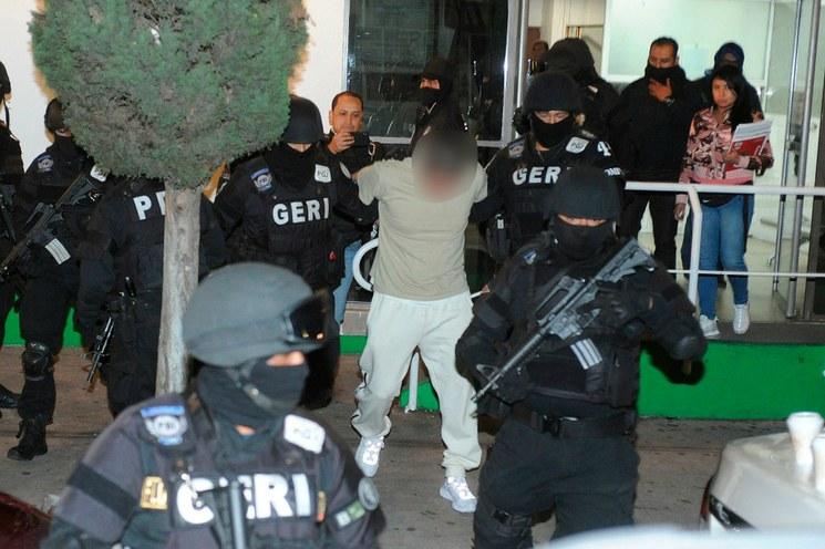 Por homicidio, ordenan prisión preventiva para 'El Lunares'