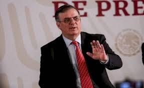 EU no cerrará frontera; se protegerá actividad comercial relevante, asegura Marcero Ebrard, titular de Relaciones Exteriores