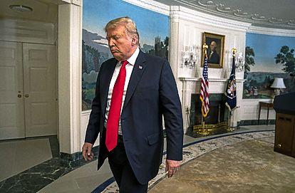 Alista Trump el cierre parcial de la frontera con México