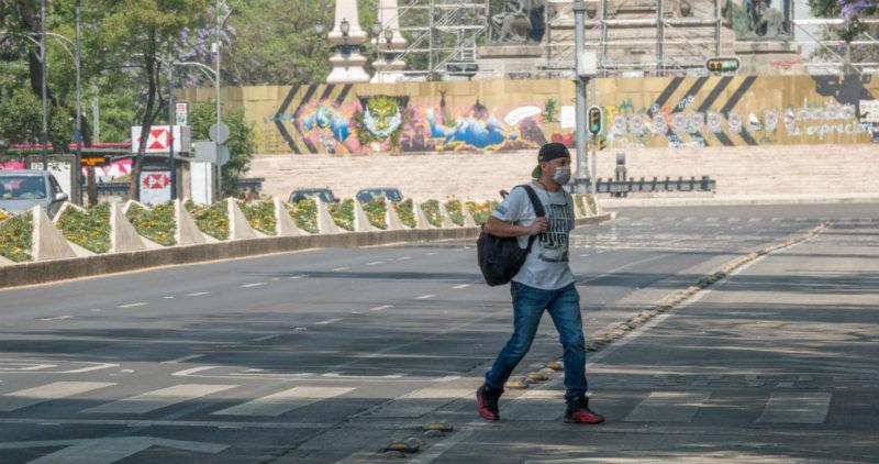 Videos: México endurece el discurso por COVID-19 y se prevé que apriete en las medidas de aislamiento social