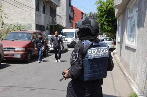 Muere cabecilla de Los Guerreros en enfrentamiento con la policía de la Ciudad de México