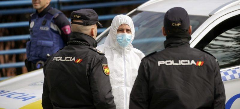 Videos: España supera a China en número de muertes por coronavirus; registró 700 las últimas 24 horas