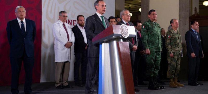 Videos: México ya está en Fase 2. Implica restricción de movilidad como primera herramienta de salud pública, afirma el subsecretario de Salud, Hugo López-Gatell
