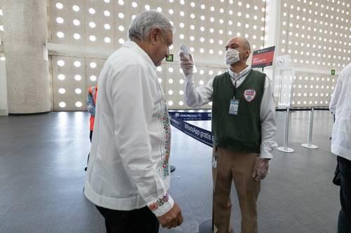 Covid-19: podrá el gobierno intervenir hospitales privados Anuncia la adquisición en China de otros 5 mil ventiladores