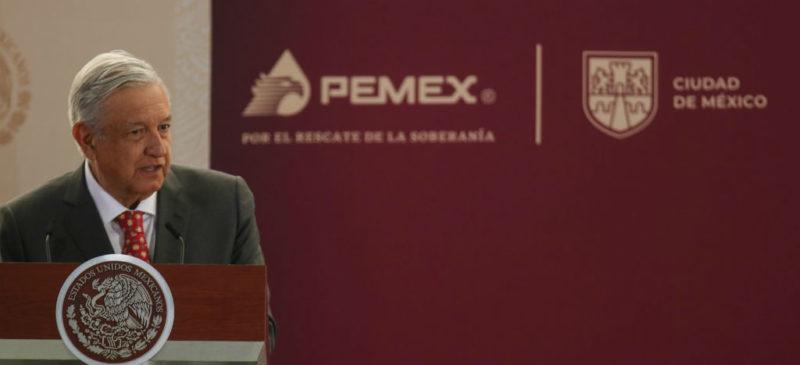 Se terminó la privatización en Pemex. No se revocarán los contratos que se entregaron en la llamada reforma energética:AMLO