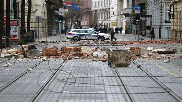 Sismo de 5.3 en Croacia: un muerto