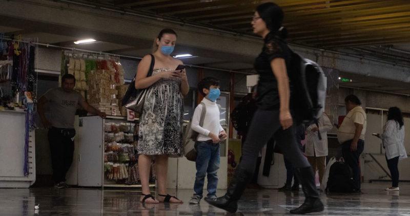 Video: El COVID-19 suma ya 6 muertes en México, y está en todo el país. Hay 475 personas infectadas: Salud