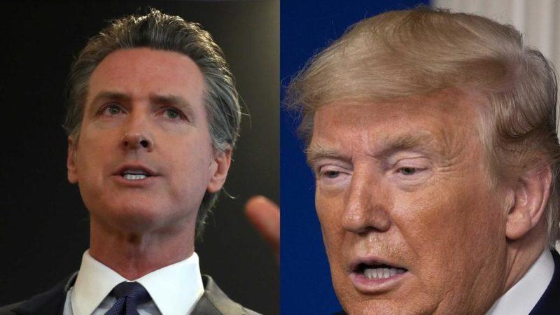 """Newsom denuncia agresiones racistas a asiáticos desde que Trump se refiere al coronavirus como el """"virus chino"""""""