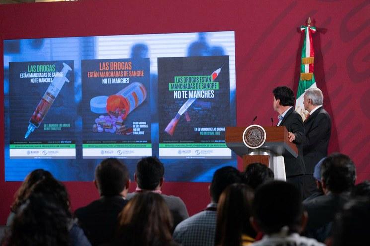 De 2002 a 2017, casi se triplicó el consumo de drogas en México
