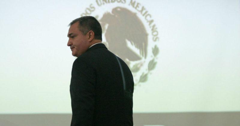 García Luna ofrece ahora fianza de 2 millones de dólares. Dice que tiene 51 y puede morir de COVID-19