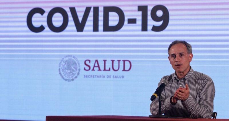 López-Gatell afirma que son suficientes los 41 laboratorios avalados por la SSa para hacer pruebas de COVID-19