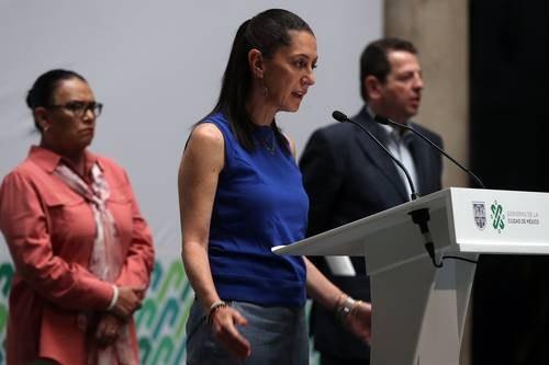 Anuncia Sheinbaum $800 millones de apoyo a familias y miniempresas