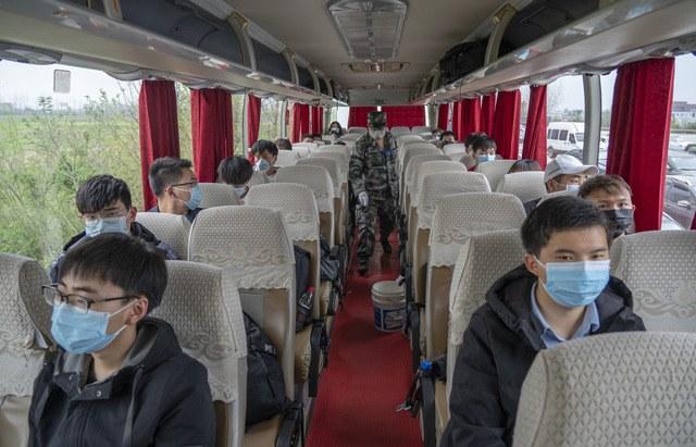 China terminará a medianoche el aislamiento en Wuhan, donde se originó el coronavirus