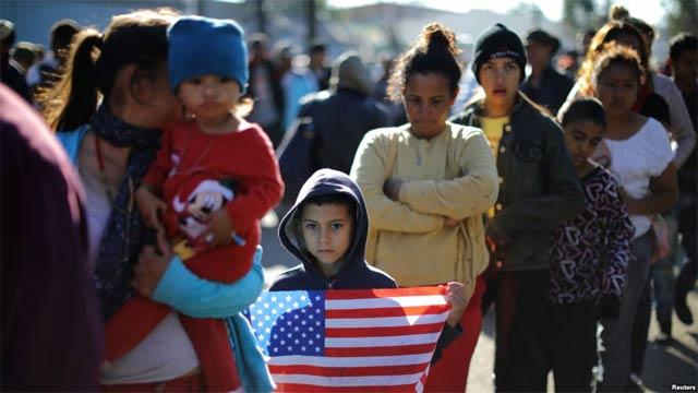 México pondrá en cuarentena a los migrantes devueltos desde EU