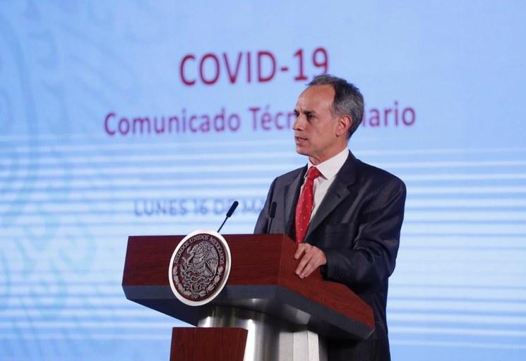 """Denuncia Ssa """"sabotaje"""" en teléfono de atención sobre Covid-19"""