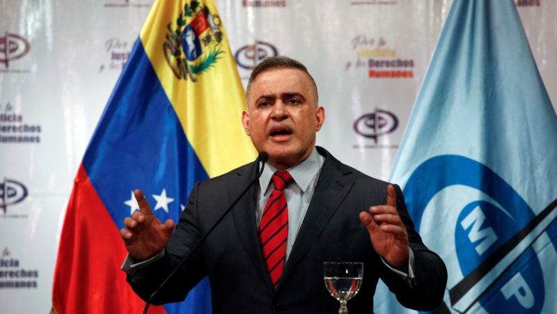 """Acusaciones de EU a Maduro, """"modalidad de golpe de estado"""", afirma gobierno venezolano . Investigan ya a Guaidó"""