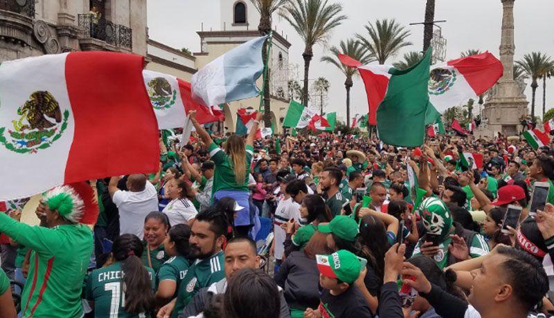 Consulados mexicanos piden a connacionales en EU no viajar a su país en Semana Santa