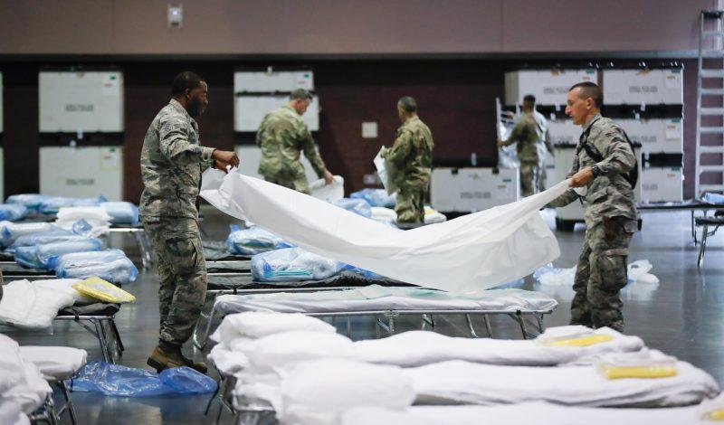 Las primeras muertes por COVID-19 en EU fueron en Santa Clara, California, el 6 y 17 de febrero