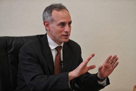 López-Gatell: el pico de la epidemia durará 3 semanas