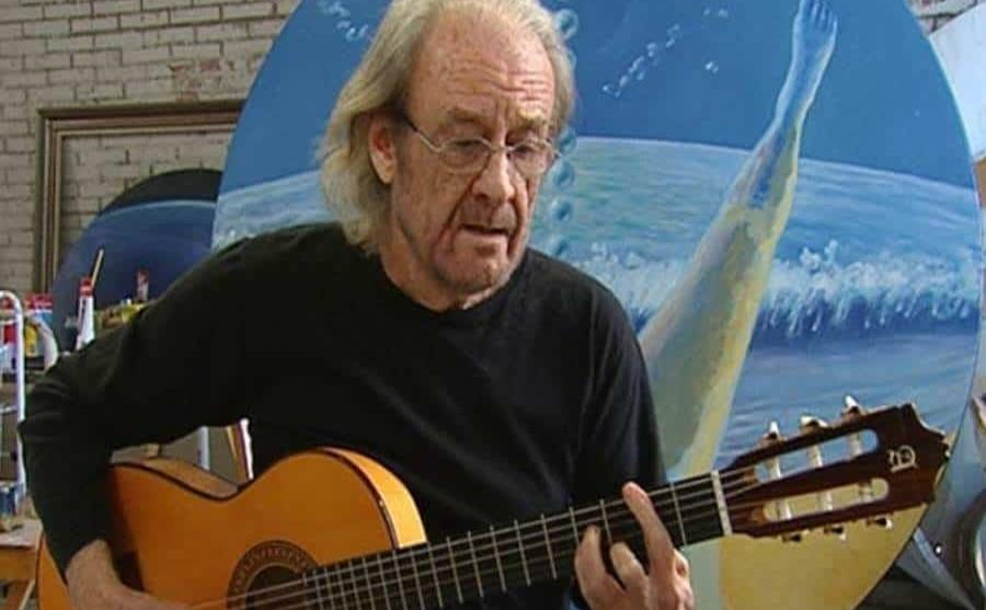 Video: Fallece el compositor Luis Eduardo Aute, a los 76 años