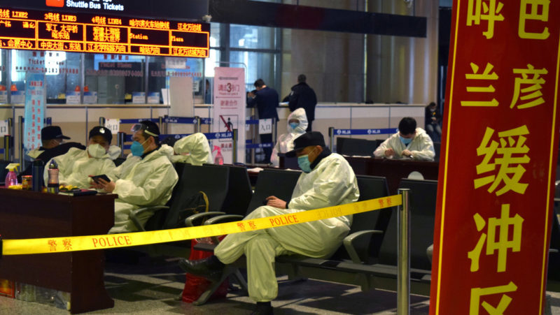 Harbin, epicentro del nuevo brote de coronavirus en China