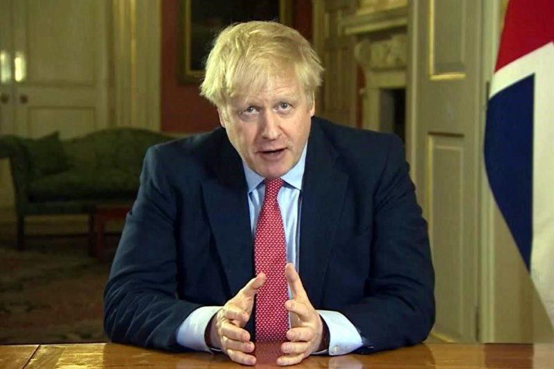 El primer ministro británico, Boris Johnson, sale de terapia intensiva, donde estuvo por COVID-19