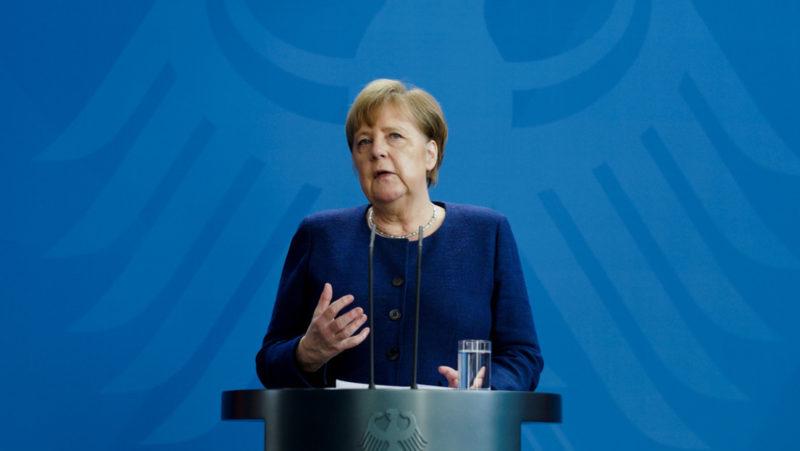 Merkel afirma que la Unión  Europea enfrenta al mayor desafío de su historia