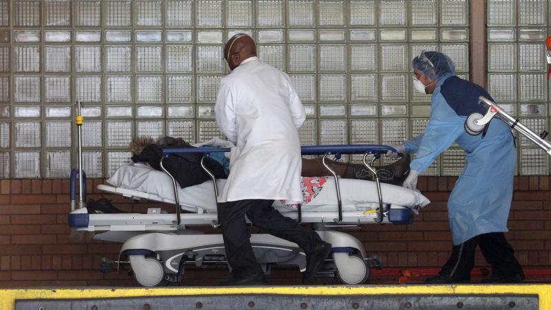 Video: Nuevo récord de muertes por COVID 19 en EU: mil 939 en 24 horas