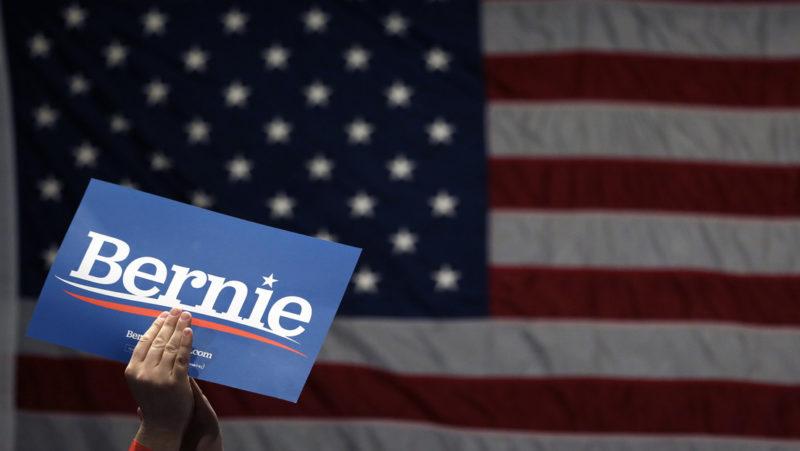 """Video: Promete Sanders """"trabajar"""" con Biden para sacar a Trump de la Casa Blanca"""