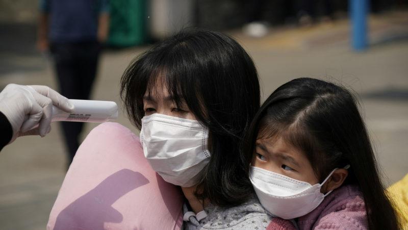 En Corea del Sur recaen al menos 163 pacientes por covid-19