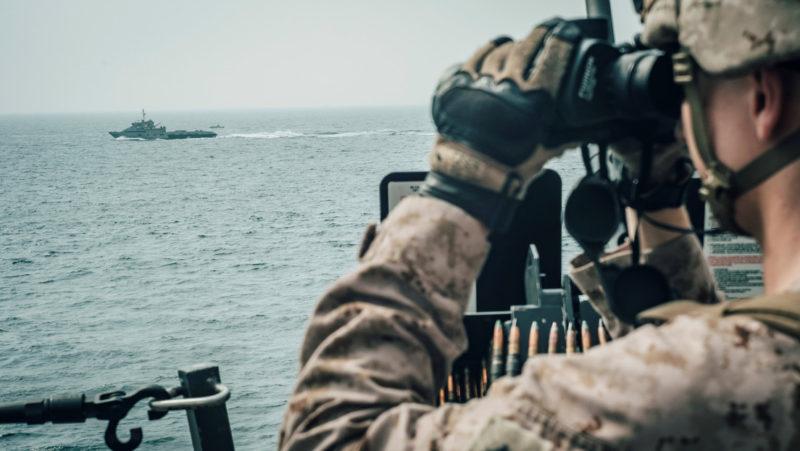 Video: Trump dice que EE.UU. abrirá fuego contra los barcos iraníes que se acerquen demasiado a buques estadounidenses