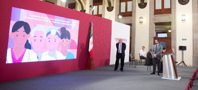 Videos: AMLLO anuncia plan emergente para atender a enfermos de COVID-19
