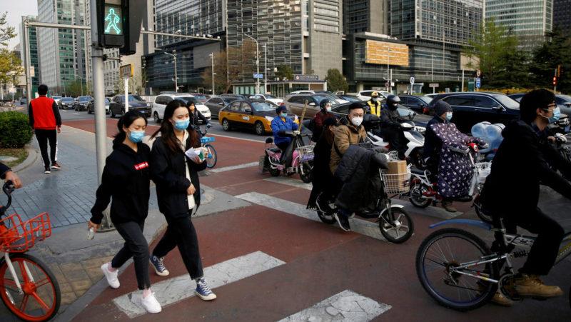 Videos: China  registra 108 nuevos casos de covid-19, el máximo diario en casi 6 semanas