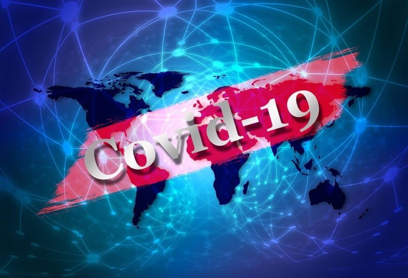 Panorama mundial del COVID-19