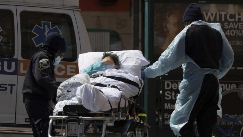 El número de muertes por COVID-19 en EE.UU. supera las 14.000